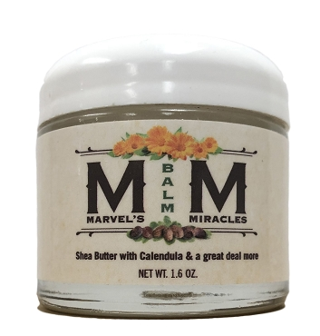 Marvel's Miracles™ Balm with Shea Butter, Calendula & a great deal more! FREE SHIPPING