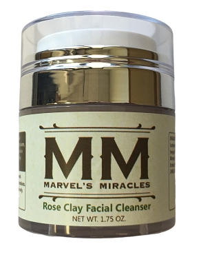 Rose Clay Facial Cleanser